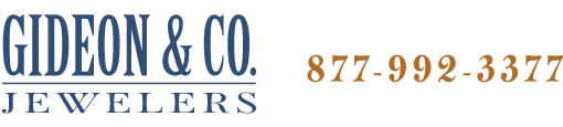Gideon & Co. Jewelry Store Logo