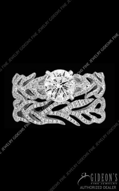 Hidalgo Engagement Ring 1-12