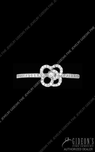 Hidalgo Diamond Insert Ring 1-152