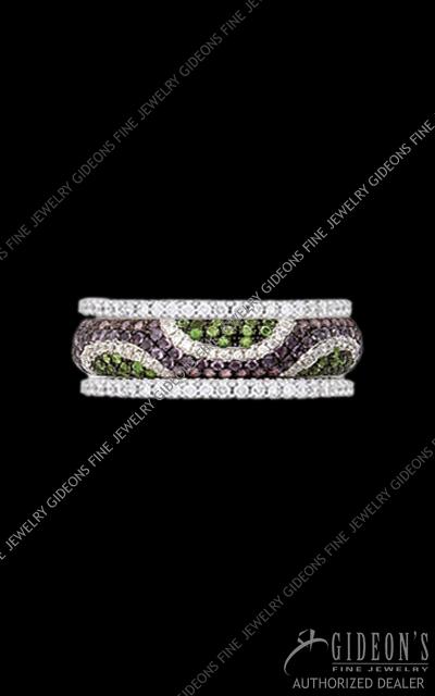 Hidalgo Stackable Rings Diamond 1-208