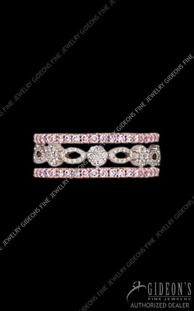 Hidalgo Stackable Rings Diamond 1-211