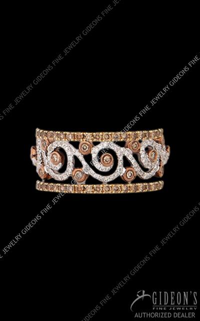 Hidalgo Stackable Rings Diamond 1-213