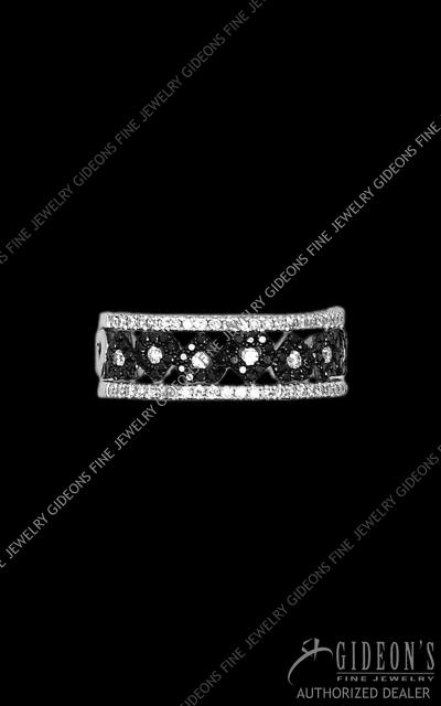 Hidalgo Stackable Rings Diamond 1-218