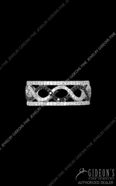 Hidalgo Stackable Rings Diamond 1-219