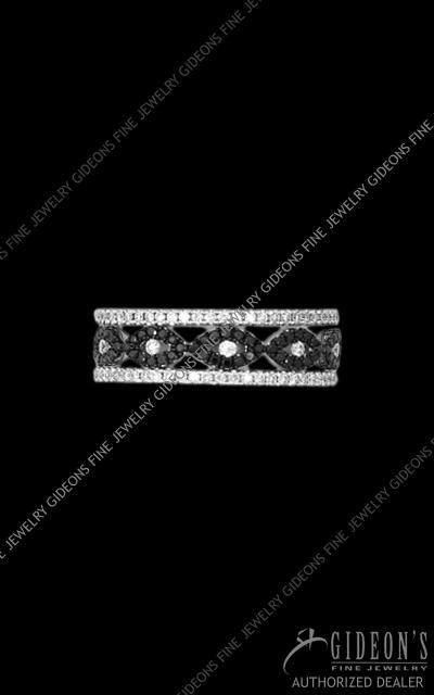 Hidalgo Stackable Rings Diamond 1-220