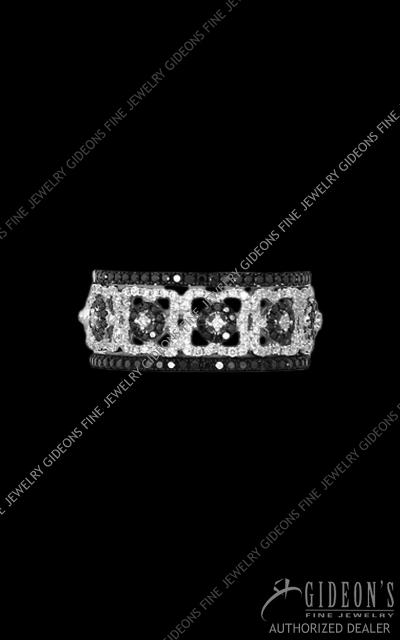 Hidalgo Stackable Rings Diamond 1-221