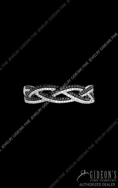 Hidalgo Stackable Rings Diamond 1-222