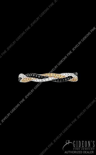 Hidalgo Stackable Rings Diamond 1-223