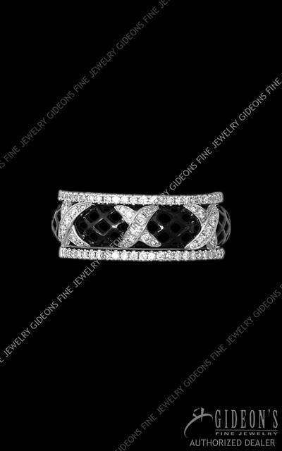 Hidalgo Stackable Rings Diamond 1-226