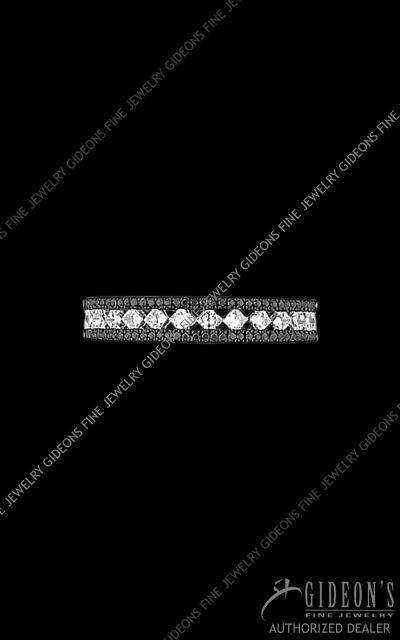 Hidalgo Stackable Rings Diamond 1-230