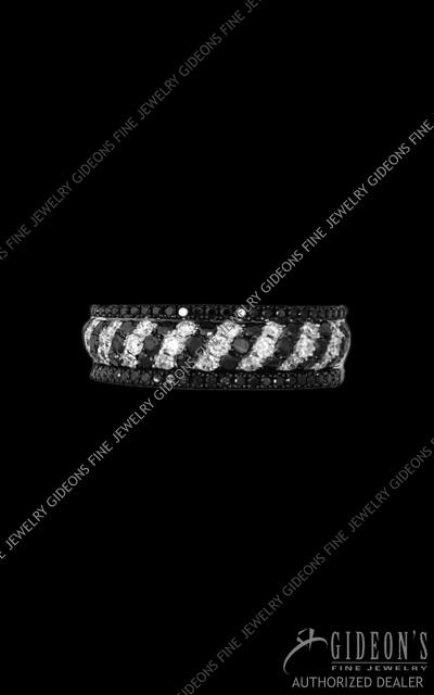 Hidalgo Stackable Rings Diamond 1-232