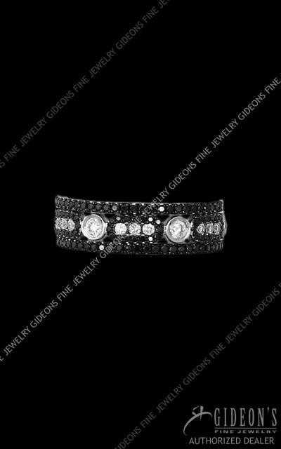 Hidalgo Stackable Rings Diamond 1-233
