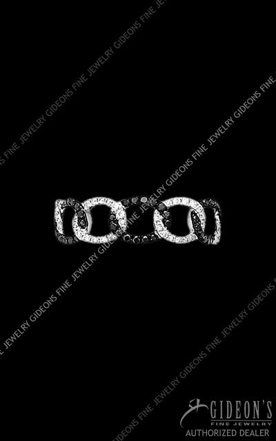 Hidalgo Stackable Rings Diamond 1-234
