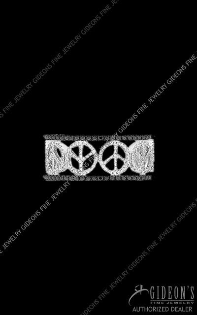 Hidalgo Stackable Rings Diamond 1-235