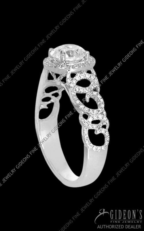 Hidalgo Engagement Ring 1-87