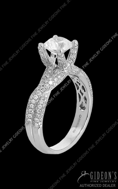 Hidalgo Engagement Ring 1-89
