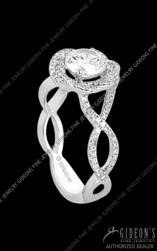 Hidalgo Engagement Ring 1-96