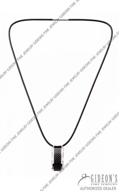 Montblanc Necklace Steel Collection 104733