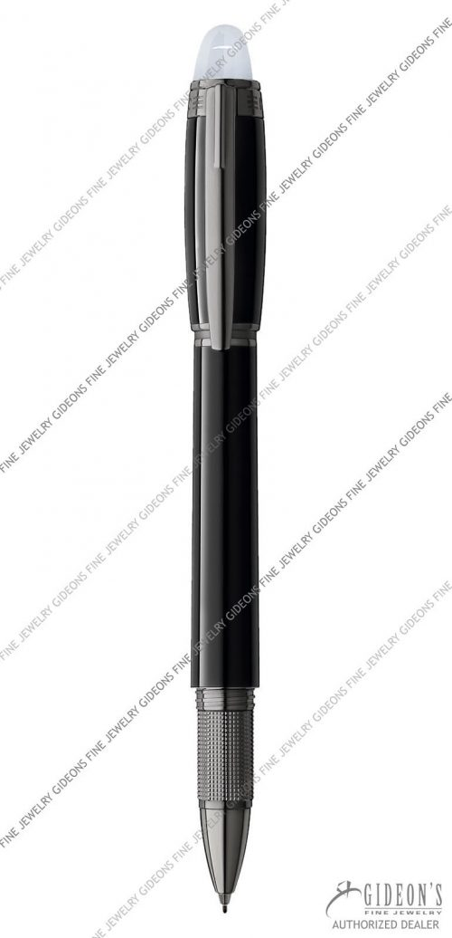Montblanc Starwalker Midnight Black Resin Fineliner/Rollerball Pen 105656