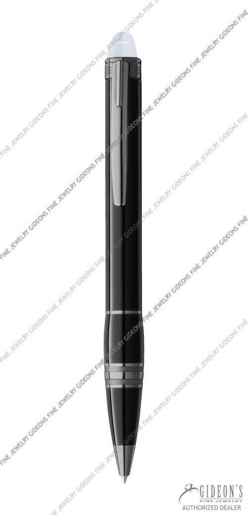 Montblanc Starwalker Midnight Black Resin Ballpoint Pen 105657