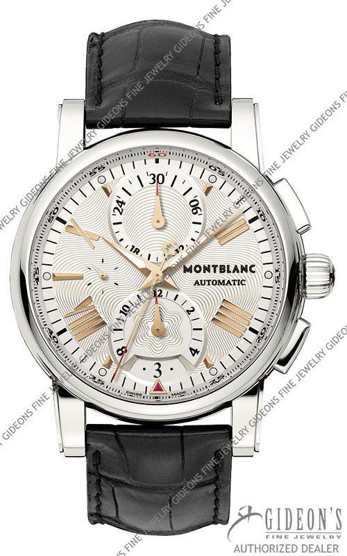 Montblanc Star 4810 Automatic Chronograph 105856