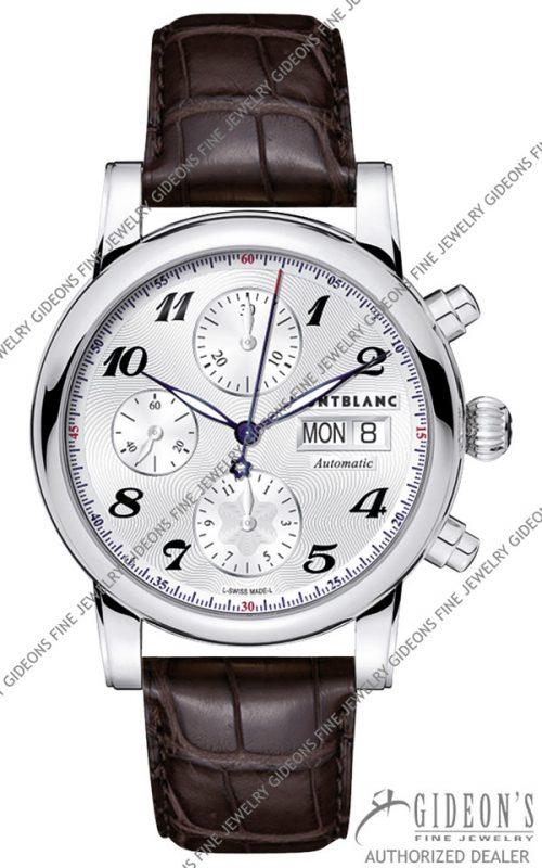 Montblanc Star Steel Automatic Chronograph 106466