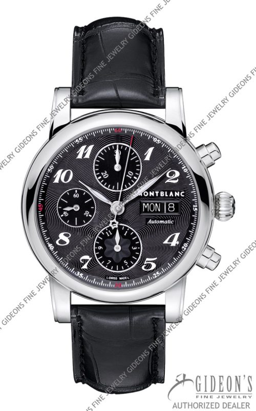Montblanc Star Steel Automatic Chronograph 106467