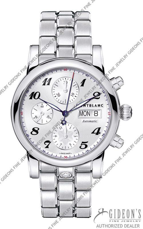 Montblanc Star Steel Automatic Chronograph 106468