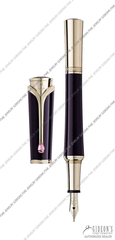 MontBlanc Collection Princesse Grace de Monaco Fountain Pen 106631