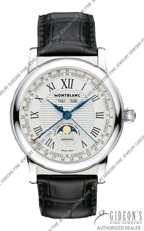 Montblanc Star Quantieme Complet Automatic 108736