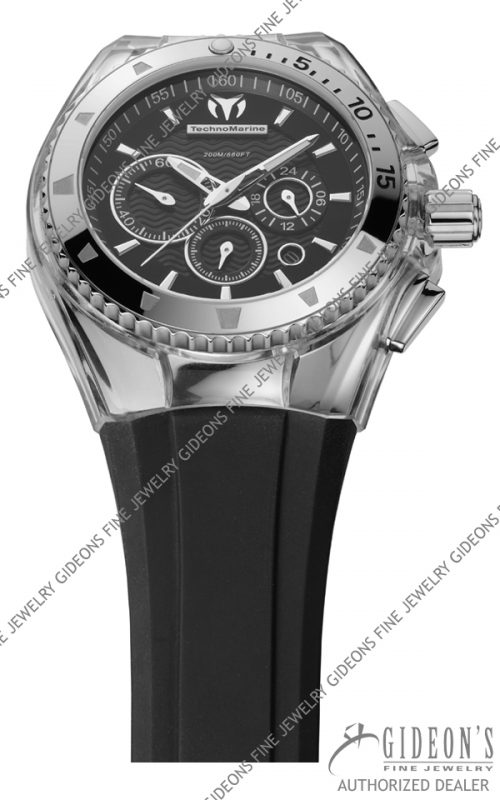 TechnoMarine Cruise Original 110043 40mm Quartz Chronograph Watch