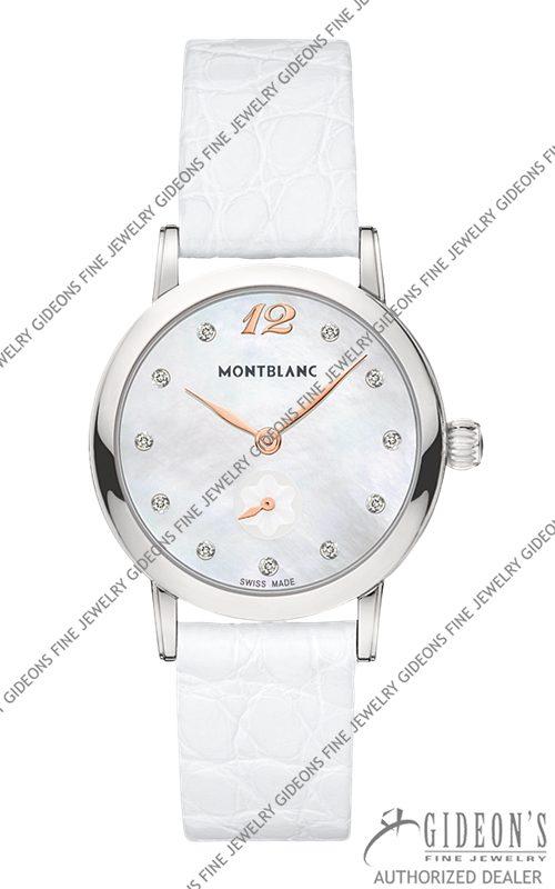 Montblanc Star Lady Classique Quartz 110304