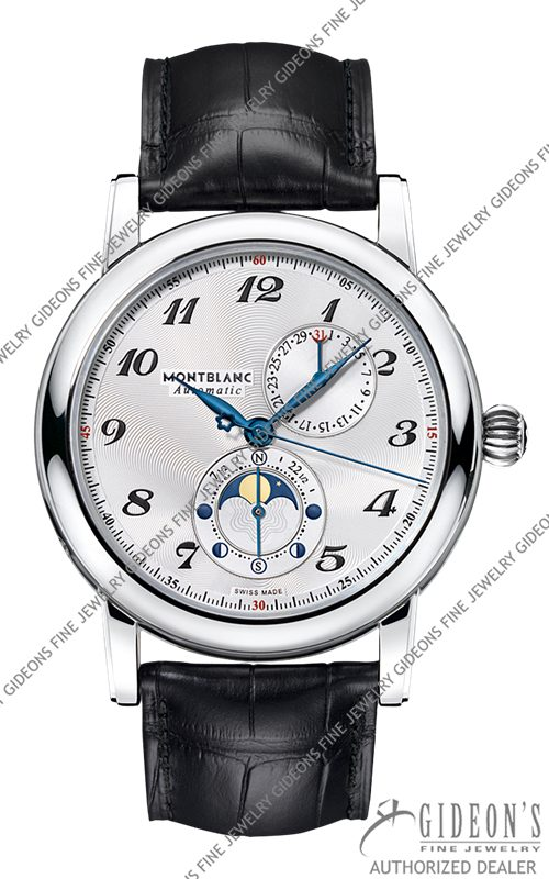 Montblanc Star Twin Moonphase Automatic Chronograph 110642