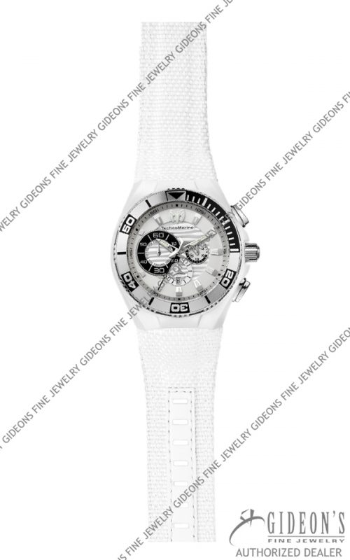 TechnoMarine Cruise Locker Quartz Chronograph Watch 112015