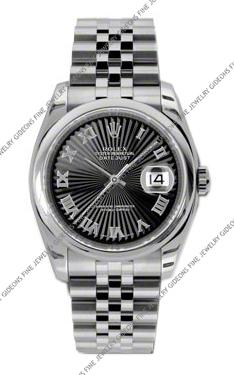 Rolex Oyster Perpetual Datejust 116200 BKSBRJ 36mm