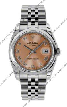 Rolex Oyster Perpetual Datejust 116200 PRJ 36mm