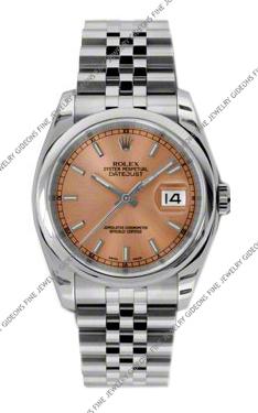 Rolex Oyster Perpetual Datejust 116200 PSJ 36mm