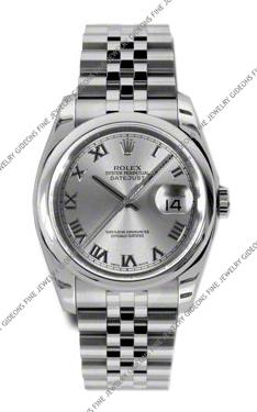 Rolex Oyster Perpetual Datejust 116200 RRJ 36mm