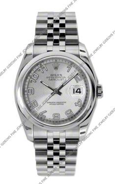 Rolex Oyster Perpetual Datejust 116200 SDBLAJ 36mm