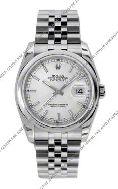 Rolex Oyster Perpetual Datejust 116200 SSJ 36mm