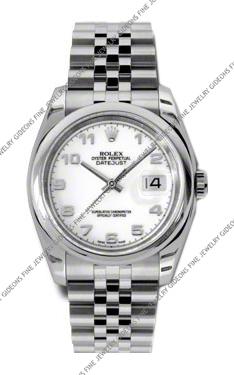 Rolex Oyster Perpetual Datejust 116200 WAJ 36mm