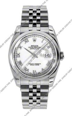 Rolex Oyster Perpetual Datejust 116200 WRJ 36mm
