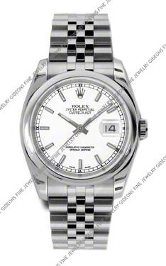 Rolex Oyster Perpetual Datejust 116200 WSJ 36mm