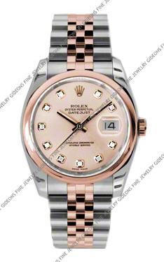 Rolex Oyster Perpetual Datejust 116201 CHDJ 36mm