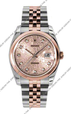 Rolex Oyster Perpetual Datejust 116201 CHJDJ 36mm