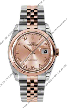 Rolex Oyster Perpetual Datejust 116201 CHRJ 36mm