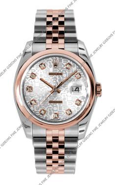 Rolex Oyster Perpetual Datejust 116201_SJDJ 36mm