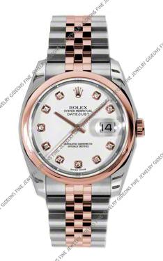 Rolex Oyster Perpetual Datejust 116201 WDJ 36mm