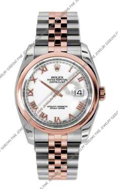 Rolex Oyster Perpetual Datejust 116201 WRJ 36mm