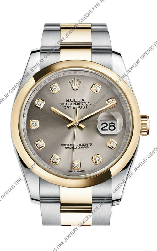 Rolex Oyster Perpetual Datejust 116203 36mm